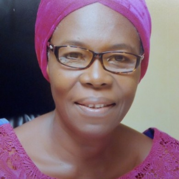 The Chairman - Mrs Akinyemi A. O